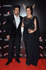 Aamna Sharif at Sansui Stardust Awards red carpet in Mumbai on 14th Dec 2014 (347)_548fcea546b7e.JPG