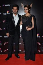 Aamna Sharif at Sansui Stardust Awards red carpet in Mumbai on 14th Dec 2014 (349)_548fcea6e1d3a.JPG