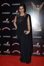 Aamna Sharif at Sansui Stardust Awards red carpet in Mumbai on 14th Dec 2014 (356)_548fceaeabc03.JPG