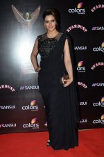 Aamna Sharif at Sansui Stardust Awards red carpet in Mumbai on 14th Dec 2014 (365)_548fceb72f5bf.JPG