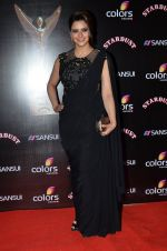 Aamna Sharif at Sansui Stardust Awards red carpet in Mumbai on 14th Dec 2014 (367)_548fceb9e9215.JPG