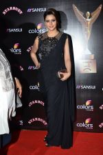 Aamna Sharif at Sansui Stardust Awards red carpet in Mumbai on 14th Dec 2014 (357)_548fceafaa7d5.JPG