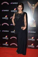 Aamna Sharif at Sansui Stardust Awards red carpet in Mumbai on 14th Dec 2014 (360)_548fceb29f87d.JPG