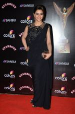 Aamna Sharif at Sansui Stardust Awards red carpet in Mumbai on 14th Dec 2014 (361)_548fceb3af3b1.JPG