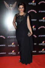 Aamna Sharif at Sansui Stardust Awards red carpet in Mumbai on 14th Dec 2014 (363)_548fceb588781.JPG