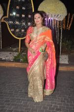 Anita Kanwal at Riddhi Malhotra & Tejas Talwalkar_s wedding reception in J W Marriott, Mumbai on 15th Dec 2014 (83)_548fe623299cd.JPG