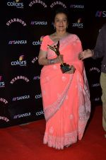 Asha Parekh at Stardust Awards 2014 in Mumbai on 14th Dec 2014 (972)_5490345a6dcb3.JPG