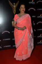 Asha Parekh at Stardust Awards 2014 in Mumbai on 14th Dec 2014 (977)_549034621f5d2.JPG