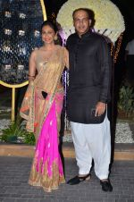 Ashutosh Gowariker, Sunita Gowariker at Riddhi Malhotra & Tejas Talwalkar_s wedding reception in J W Marriott, Mumbai on 15th Dec 2014 (146)_548fe63fcbcdc.JPG
