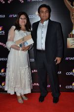 Dilip Joshi at Sansui Stardust Awards red carpet in Mumbai on 14th Dec 2014 (842)_548fcf2074a2c.JPG
