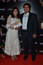 Dilip Joshi at Sansui Stardust Awards red carpet in Mumbai on 14th Dec 2014 (845)_548fcf2435127.JPG