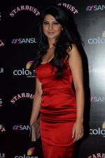 Jennifer Winget at Sansui Stardust Awards red carpet in Mumbai on 14th Dec 2014 (949)_548fd05daf8e6.JPG