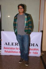 Nagesh Kukunoor at Kavita Seth_s Fund Raiser Concert for Alert India in Bhaidas Hall, Mumbai on 15th Dec 2014 (8)_548fe0b469fed.JPG