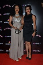 Parveen Dusanj at Sansui Stardust Awards red carpet in Mumbai on 14th Dec 2014 (1007)_548fd1541cfe1.JPG