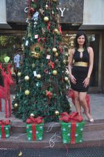 Sayali Bhagat at Poleys Xmas celebrations in Bandra, Mumbai on 15th Dec 2014 (13)_548fe2ab4f73d.JPG