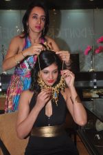 Sayali Bhagat at Poleys Xmas celebrations in Bandra, Mumbai on 15th Dec 2014 (20)_548fe2b6347bd.JPG