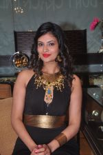 Sayali Bhagat at Poleys Xmas celebrations in Bandra, Mumbai on 15th Dec 2014 (22)_548fe2ba1e985.JPG