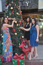 Sayali Bhagat at Poleys Xmas celebrations in Bandra, Mumbai on 15th Dec 2014 (43)_548fe2d5e0d96.JPG