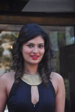Sayali Bhagat at Poleys Xmas celebrations in Bandra, Mumbai on 15th Dec 2014 (9)_548fe2a56ae36.JPG