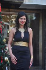 Sayali Bhagat at Poleys Xmas celebrations in Bandra, Mumbai on 15th Dec 2014 (10)_548fe2a6b68db.JPG