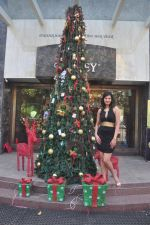 Sayali Bhagat at Poleys Xmas celebrations in Bandra, Mumbai on 15th Dec 2014 (16)_548fe2afec317.JPG