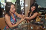 Sayali Bhagat at Poleys Xmas celebrations in Bandra, Mumbai on 15th Dec 2014 (17)_548fe2b1538a9.JPG