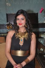 Sayali Bhagat at Poleys Xmas celebrations in Bandra, Mumbai on 15th Dec 2014 (21)_548fe2b862fe8.JPG