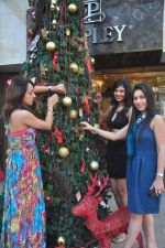 Sayali Bhagat at Poleys Xmas celebrations in Bandra, Mumbai on 15th Dec 2014 (41)_548fe2d380a17.JPG