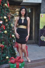 Sayali Bhagat at Poleys Xmas celebrations in Bandra, Mumbai on 15th Dec 2014 (7)_548fe2a26572a.JPG