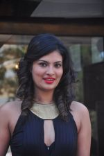 Sayali Bhagat at Poleys Xmas celebrations in Bandra, Mumbai on 15th Dec 2014 (8)_548fe2a3d6ec4.JPG