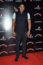 Siddharth Shukla at Stardust Awards 2014 in Mumbai on 14th Dec 2014 (446)_5490375e0a018.JPG