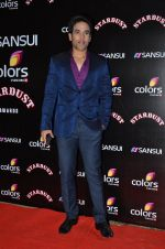 Tusshar Kapoor at Sansui Stardust Awards red carpet in Mumbai on 14th Dec 2014 (832)_548fd2a5a8944.JPG