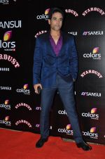 Tusshar Kapoor at Sansui Stardust Awards red carpet in Mumbai on 14th Dec 2014 (833)_548fd2a7ad54f.JPG