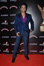 Tusshar Kapoor at Sansui Stardust Awards red carpet in Mumbai on 14th Dec 2014 (836)_548fd2ad7729a.JPG