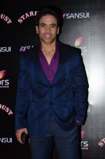 Tusshar Kapoor at Sansui Stardust Awards red carpet in Mumbai on 14th Dec 2014 (849)_548fd2ce1997e.JPG