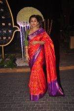 Vidya Balan, Siddharth Roy Kapur at Riddhi Malhotra & Tejas Talwalkar_s wedding reception in J W Marriott, Mumbai on 15th Dec 2014 (97)_548fedc066ccd.JPG