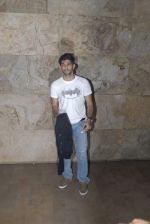 Amit Thackeray at Special screening of PK for Sachin Tendulkar & Raj Thackeray on 16th Dec 2014 (18)_549170c7ce78a.JPG