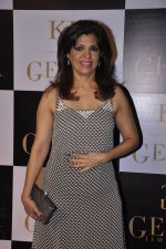 Bina Aziz at Gehna Jewellers unveil the KJO For Gehna line by Karan Johar in Aqaba, Lower Parel on 16th Dec 2014 (88)_54917312706ef.JPG