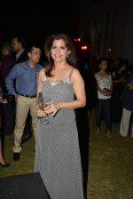 Bina Aziz at Gehna Jewellers unveil the KJO For Gehna line by Karan Johar in Aqaba, Lower Parel on 16th Dec 2014 (89)_54917313c2653.JPG