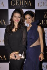 Prachi Shah at Gehna Jewellers unveil the KJO For Gehna line by Karan Johar in Aqaba, Lower Parel on 16th Dec 2014 (36)_549173d174ac4.JPG