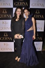 Prachi Shah at Gehna Jewellers unveil the KJO For Gehna line by Karan Johar in Aqaba, Lower Parel on 16th Dec 2014 (37)_549173d28757c.JPG