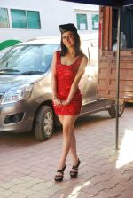 Suzanna Mukherjee On location of film Badmashiya in Mumbai on 16th Dec 2014 (17)_549133db33ed5.JPG