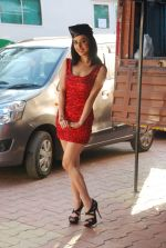Suzanna Mukherjee On location of film Badmashiya in Mumbai on 16th Dec 2014 (18)_549133dc5f2b8.JPG