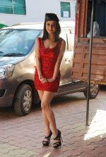 Suzanna Mukherjee On location of film Badmashiya in Mumbai on 16th Dec 2014 (23)_549133e261cb0.JPG
