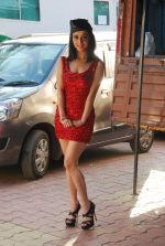 Suzanna Mukherjee On location of film Badmashiya in Mumbai on 16th Dec 2014 (25)_549133e4d5db6.JPG