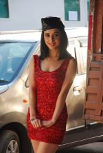 Suzanna Mukherjee On location of film Badmashiya in Mumbai on 16th Dec 2014 (26)_549133e63bd28.JPG