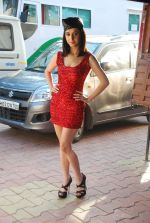 Suzanna Mukherjee On location of film Badmashiya in Mumbai on 16th Dec 2014 (27)_549133e784b38.JPG