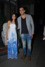 Cyrus Sahukar at Richa Chaddha_s birthday in Khar, Mumbai on 17th Dec 2014 (30)_549295f750b09.JPG