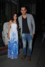 Cyrus Sahukar at Richa Chaddha_s birthday in Khar, Mumbai on 17th Dec 2014 (31)_549295f923dbf.JPG