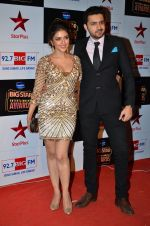 Aarti Chhabria at Big Star Entertainment Awards Red Carpet in Mumbai on 18th Dec 2014 (119)_549400e36ed24.JPG